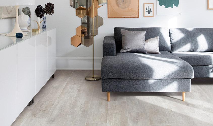 Vloeren voor vloerverwarming laat je inspireren